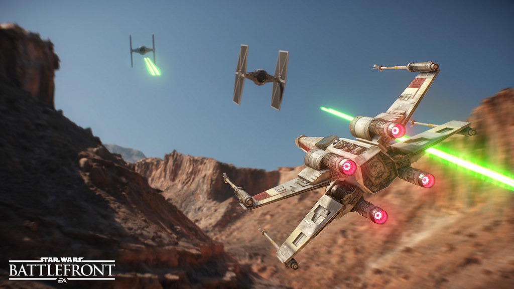 Star Wars™ Battlefront™ Pre-order Offer: Immerse Yourself in Your Star Wars™ Battle Fantasies