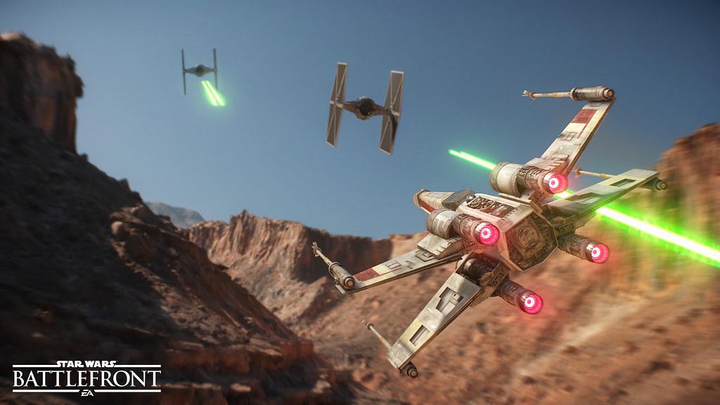 Star Wars™ Battlefront™ Pre-order Offer: Immerse Yourself in Your Star Wars™ Battle Fantasies