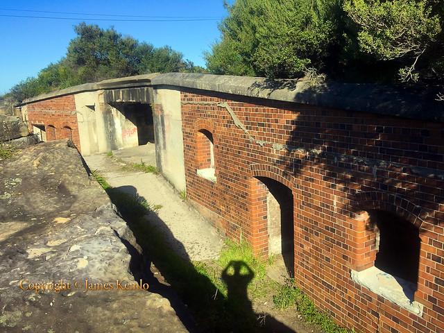 Henry Head Battery, La Perouse, Sydney NSW, Australia