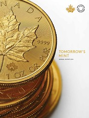2014 Royal Canadian Mint Annual Report