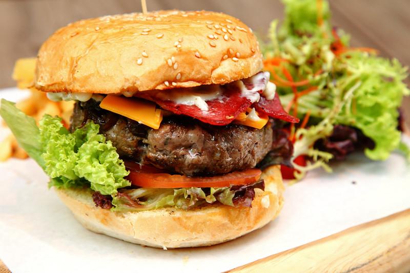 Beef-Burger