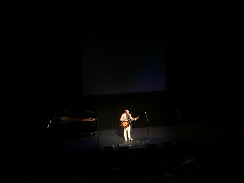 Alton Brown at w00tstock | by queenkv