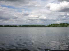 Walk at the Lac au Duc