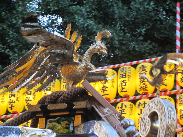 おみこし by Yasue FUJIYAMA, on Flickr