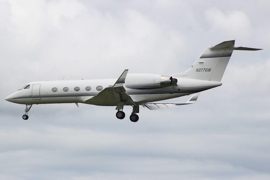 N277GM - GLF4 - Aerolíneas Internacionales