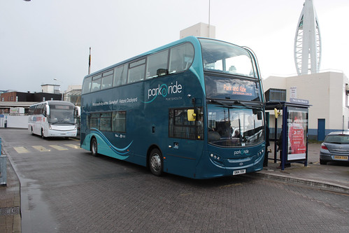 First Hamsphire & Dorset 33896 SN14TRV
