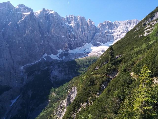 Unbeschreiblich schönes Berg- und Natur-Panorama
