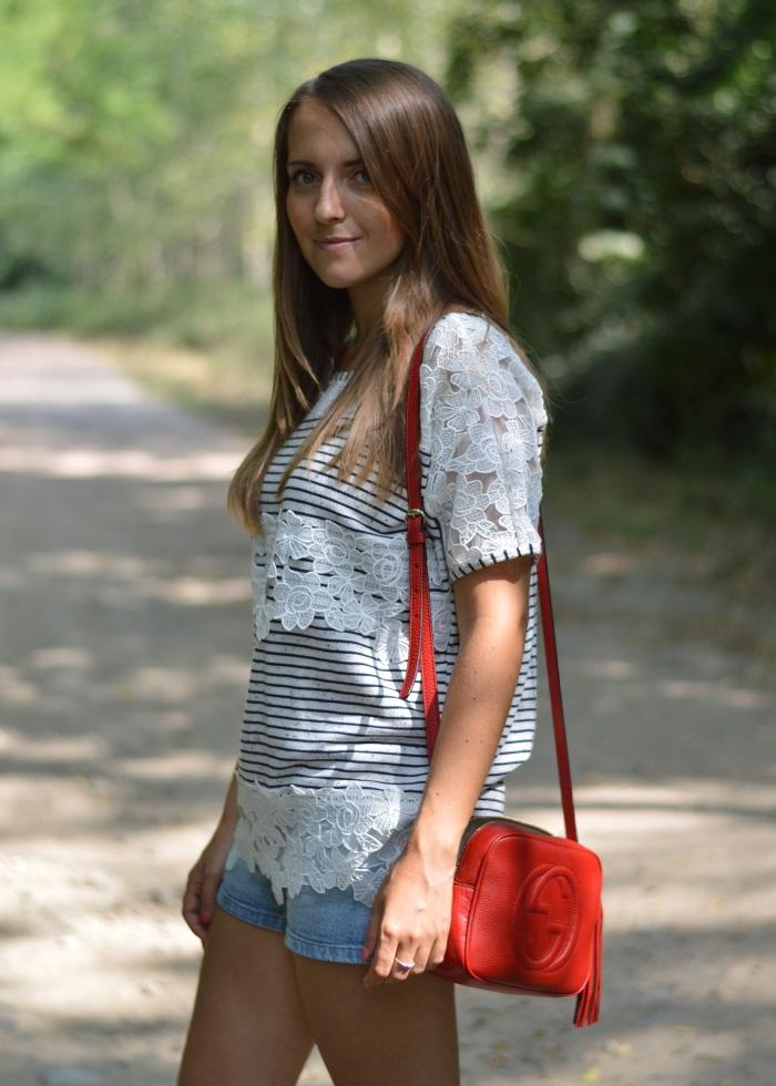 righe e pizzo, wildflower girl, fashion blog, estate (9)