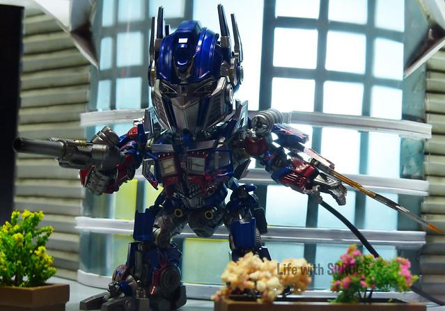 Herocross Optimus Prime