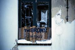 "Filmwerbe-Dia ""The Bronx"" (08)"