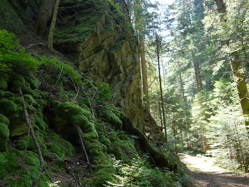 Romai - Wanderweg / Hiking trail