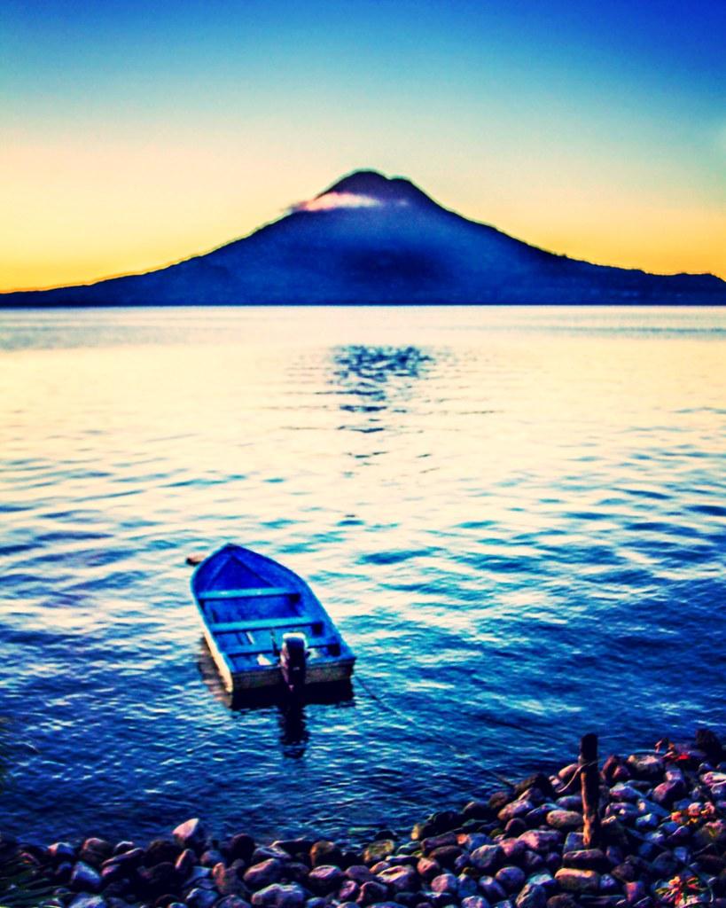 Atitlán Blue