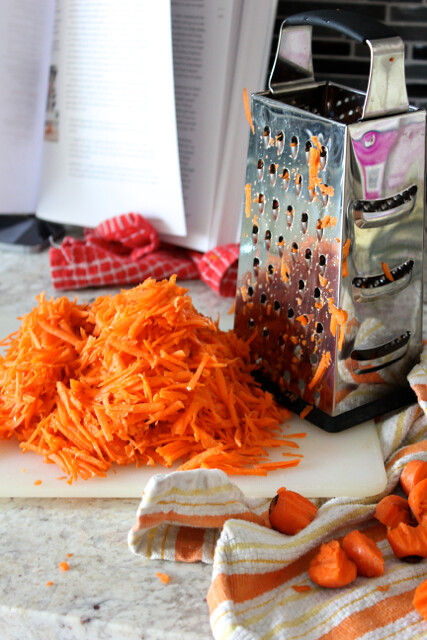 Refreshing Carrot Salad