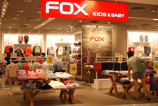 FOX Kids & Baby, City Square Mall