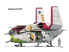 Gallofree Gunship