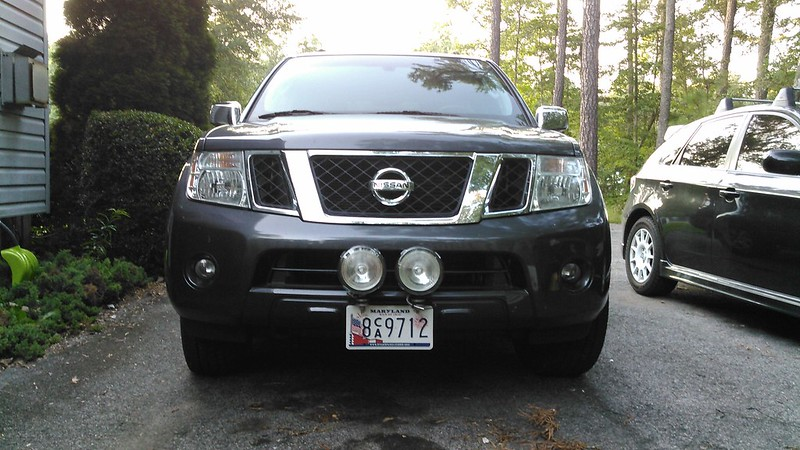 Nissan Pathfinder Forum R51 ✓ Nissan Recomended Car
