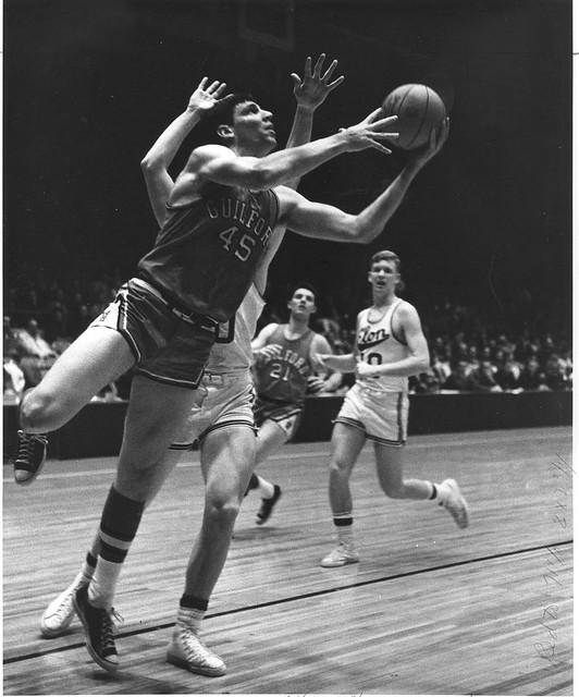 Bob Kauffman 1968 action