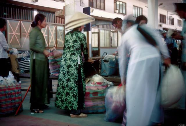 SAIGON 1968 - Tan Son Nhut Airport - by HG Waite