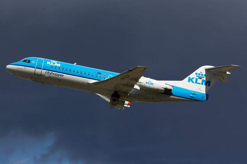 KLM - F70 - PH-KZF (1)