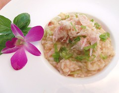 POOR MAN'S CRAB MEAT RISOTTO – KANI KAMA RISOTTO