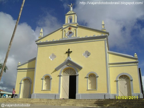 Ibateguara - Igreja Sagrado Coração de Jesus
