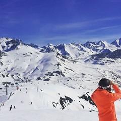 Mid-week #skiday in #formigal