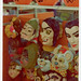 Halloween masks of the 1970s by Richard Sala