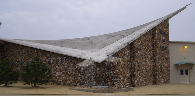 Hyperbolic Paraboloid Roof Structures A Gallery On Flickr