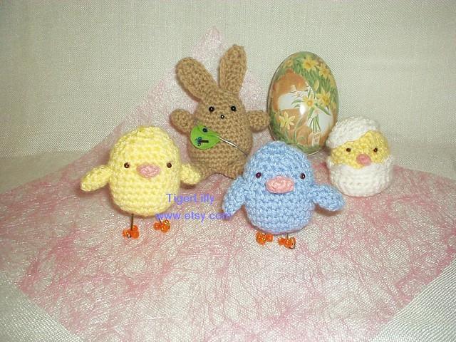 Free Amigurumi Easter Crochet Patterns : Amigurumi easter crochet pattern Amigurumi crochet ...