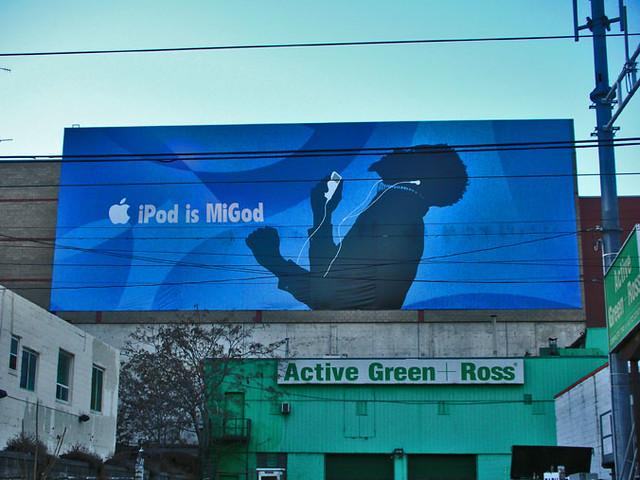 Ipod Spoof Ad