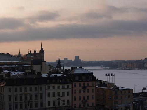 Stockholm skyline III