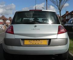 renault avantime(0.0), minivan(0.0), automobile(1.0), automotive exterior(1.0), vehicle(1.0), compact car(1.0), renault mã©gane(1.0), land vehicle(1.0), luxury vehicle(1.0), hatchback(1.0),