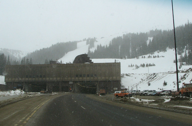 Right! Webcam eisenhower tunnel can