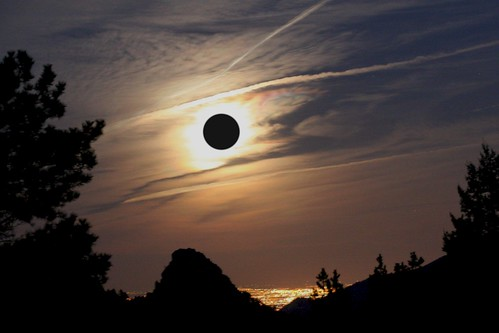 Solar eclipse? - 無料写真検索fotoq