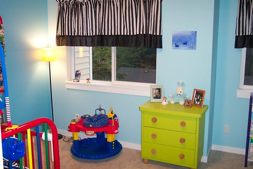 Nick's First Room