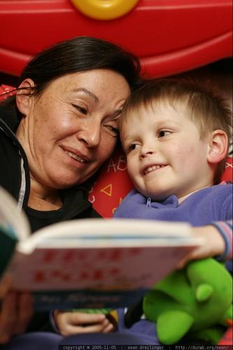 2005-11-05, three years old, nick, reading,… _MG_9515.JPG