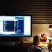 Small photo of Dell 2405FPW + Desk