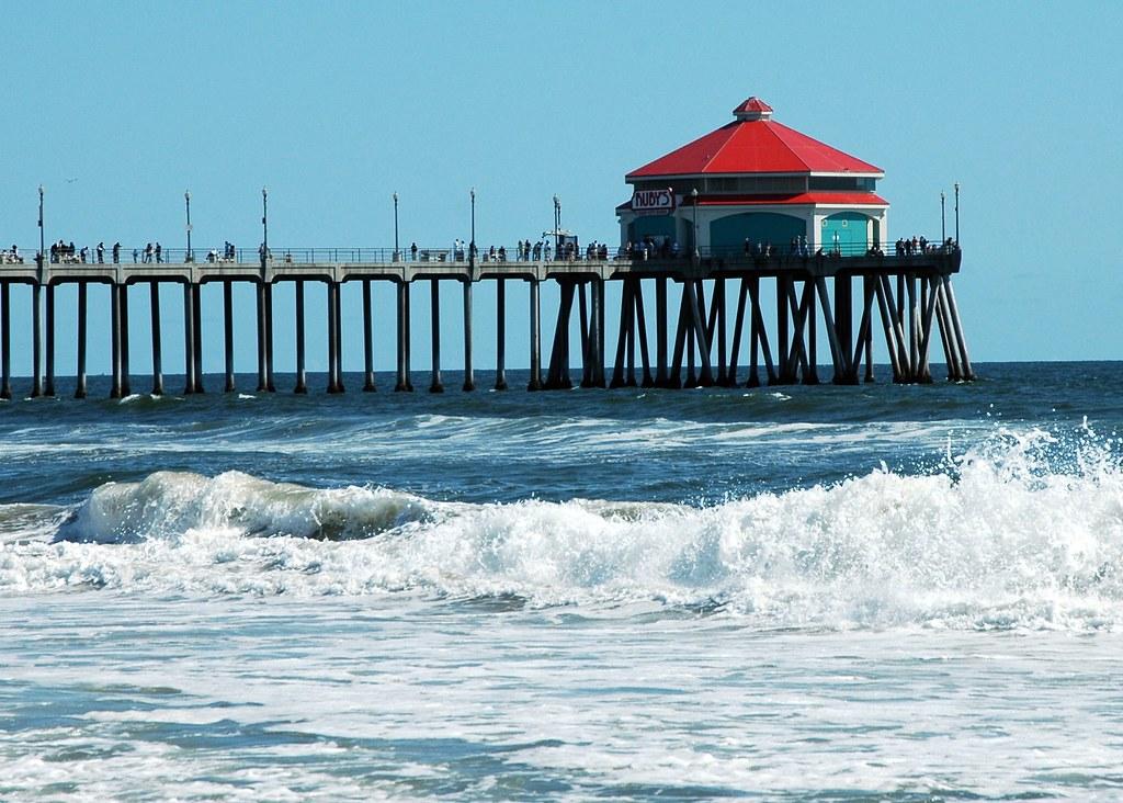 Huntington Beach Tuesday