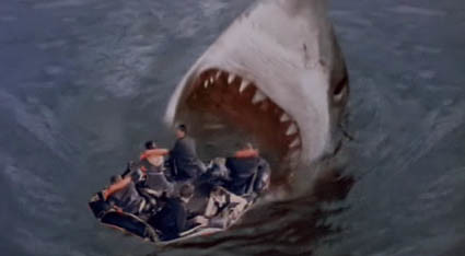 Shark Attack III Megalodon | Imagen de la terrorifica (por ...