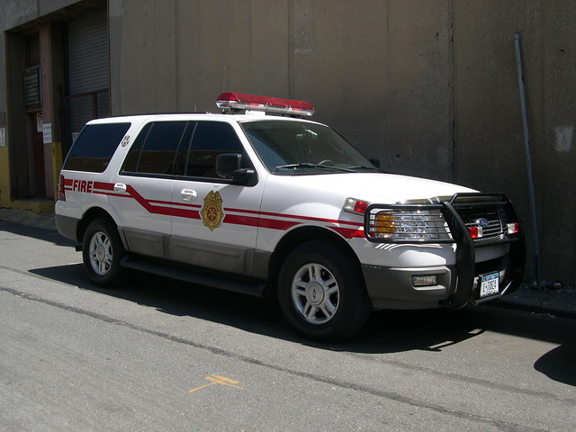 Uniondale Fire Department Chief