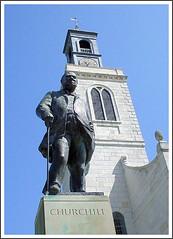 Winston Churchill Memorial