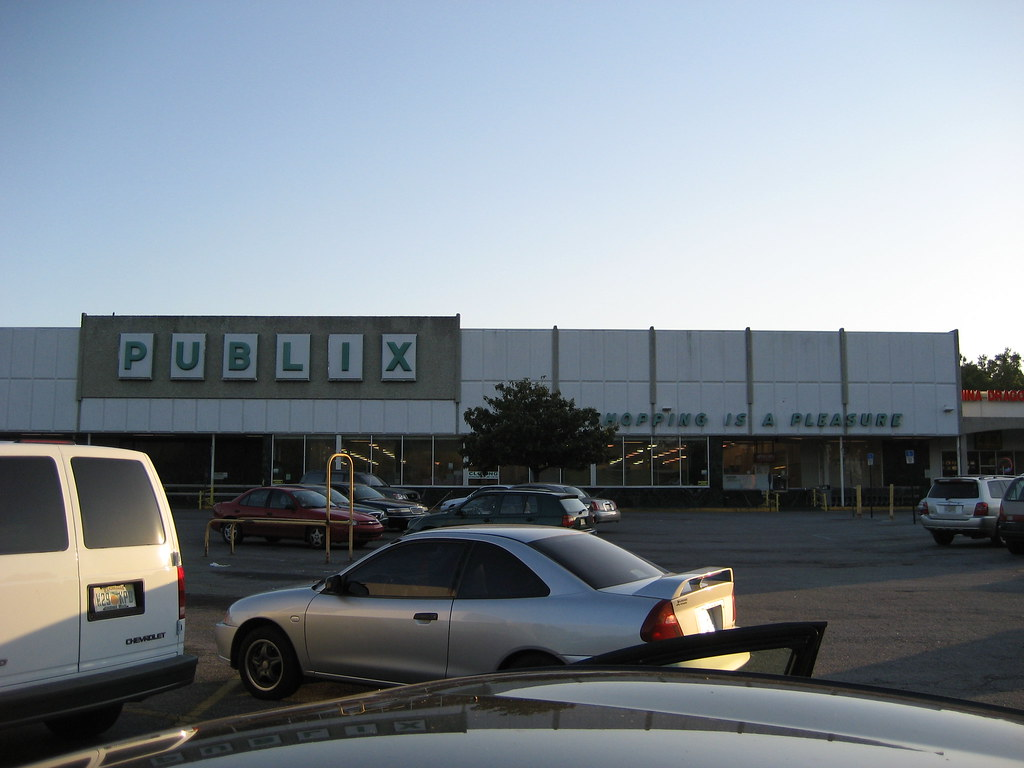 Publix on Apalachee Parkway