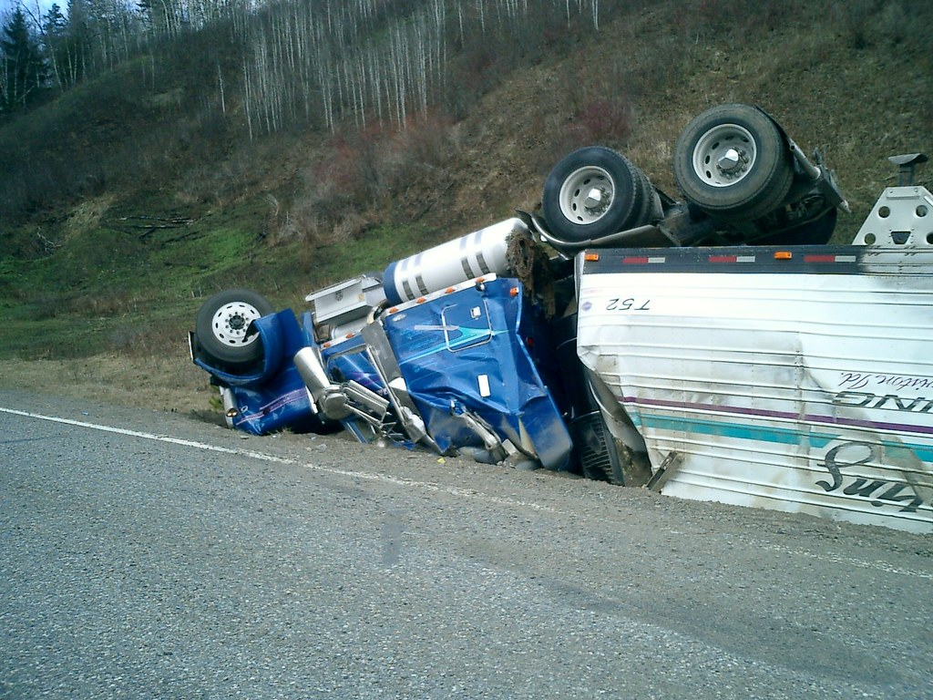 Image result for Semi-Truck Accidents