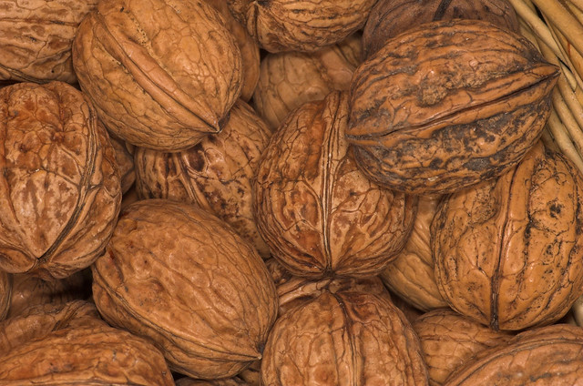 nueces // nuts