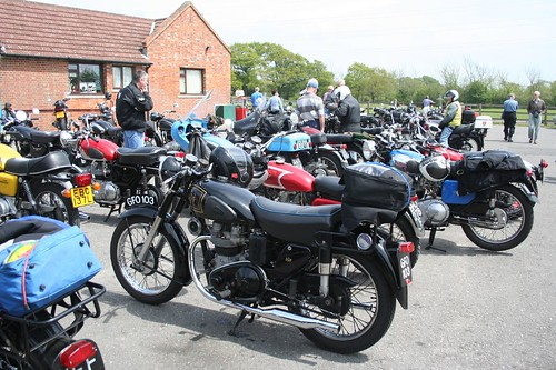Collection of Matchless Motorcycles