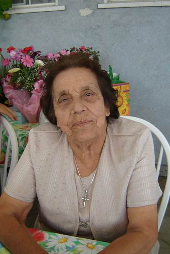 Mamá Toni, the matriarch