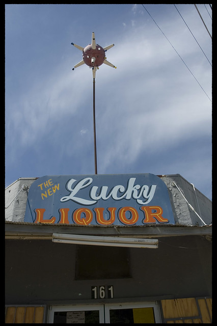 The New Lucky Liquor