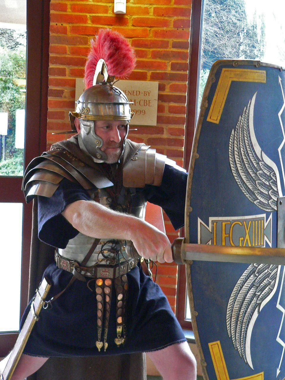 Roman Officer of the XIIII Gemina at Verulamium 3