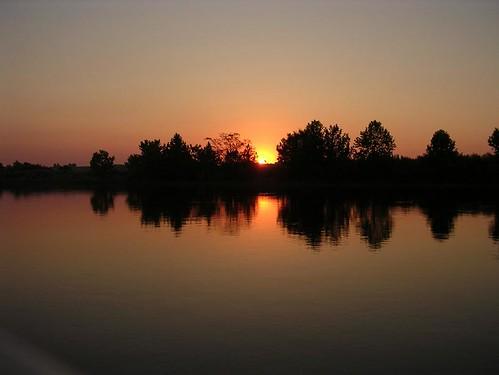 nature sunrise river columbiariver tricities nelsonisland