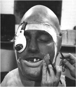 John Matuszak before Sloth makeup : movies  John